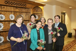 May Dinner - 2014-15 Board Members